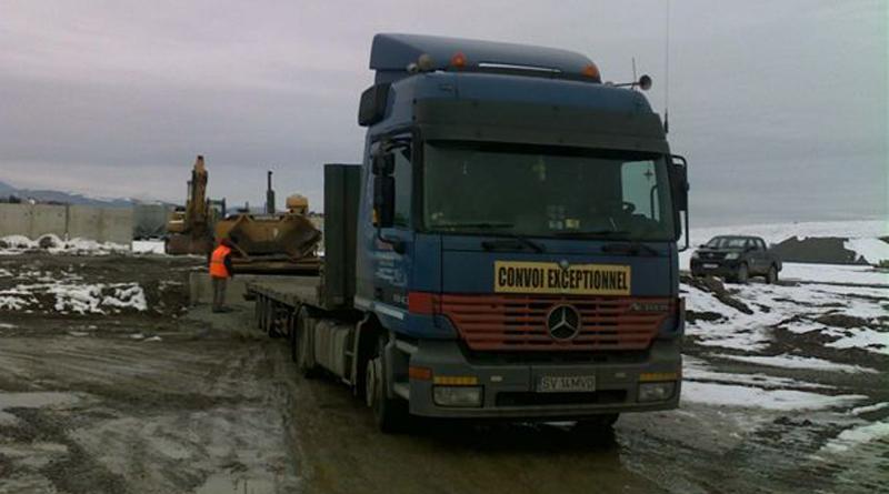 transport agabaritic arges