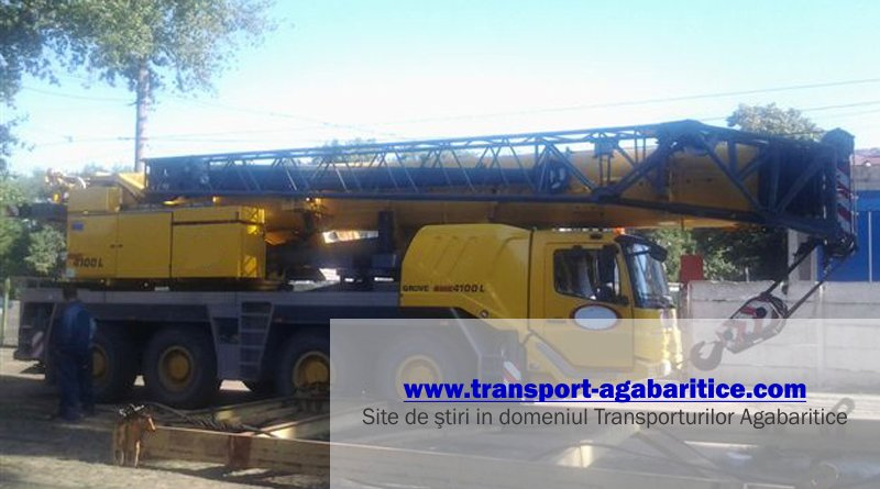 transport agabaritic bucuresti