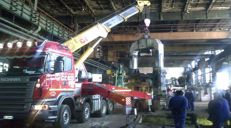 transport agabaritic oltenita port