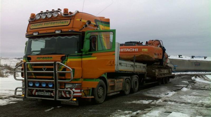 transport agabaritice
