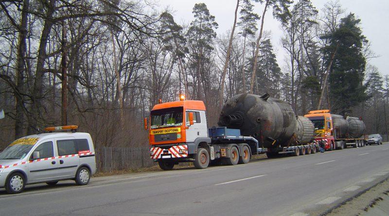 transport agabaritic centura bucuresti - slobozia - giurgeni - portul constanta