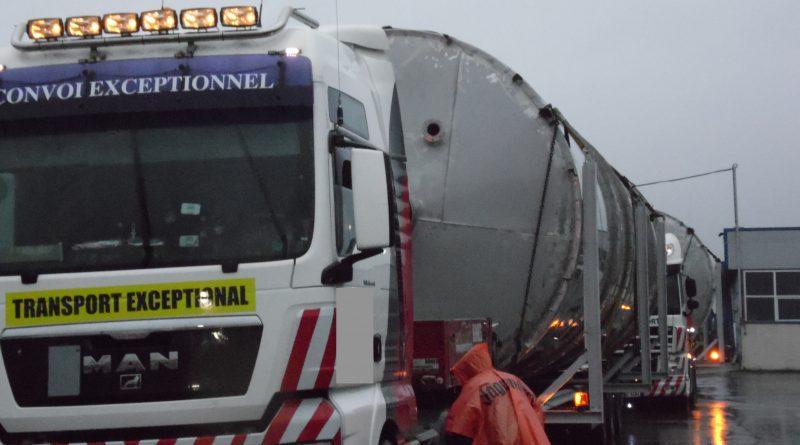 Transport Agabaritic Orient