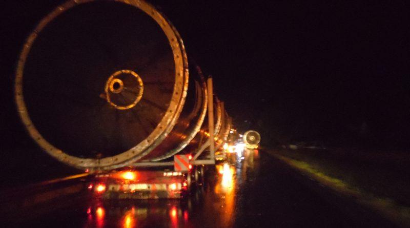 Transport Agabaritic Silozuri Noaptea