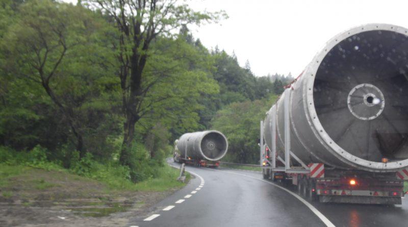 Transport Agabaritic Silozuri Ziua